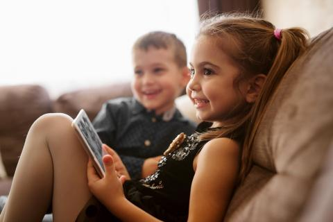 Learn about healthy screen time limits for kids and adults alike.