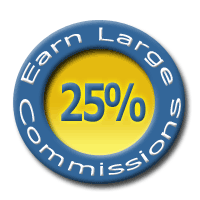 Earn a 25% commission on sales made through the OurFamilyWizard website
