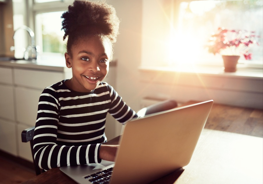 Consider these basic tips for keeping your kids safe online.