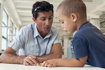 Help your child succeed in school after your separation.
