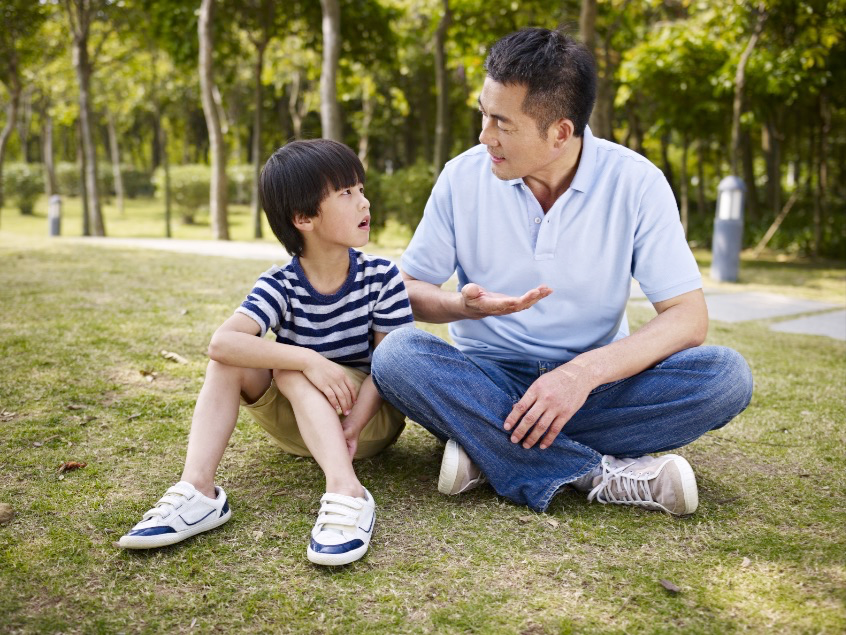 Talking to your kids about their feelings can be a rewarding experience.