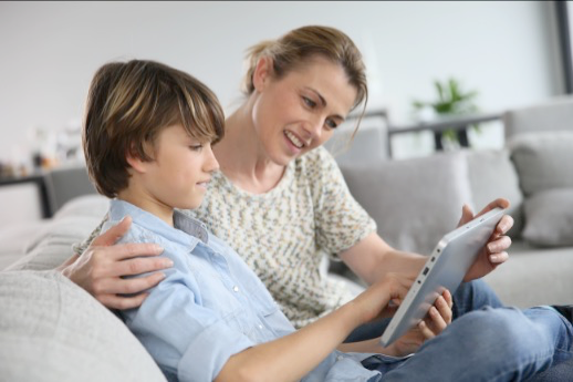 Long distance parenting can be easy with the OurFamilyWizard website