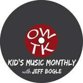 Out with the Kids: Kid's Music Monthly with Jeff Bogle