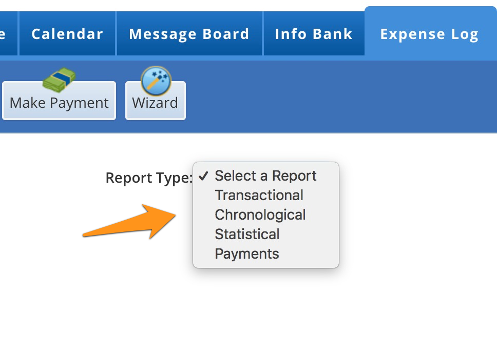 Create An Expense Report